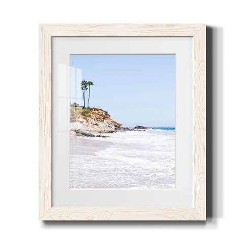 Faded Summer-Premium Framed Print - Ready to Hang