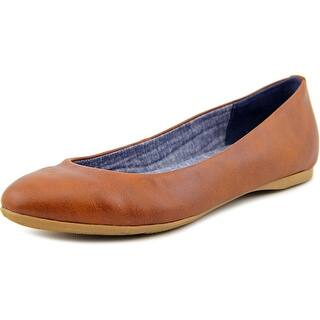 Dr. Scholl's Giorgie Women Round Toe Synthetic Brown Flats|https://ak1.ostkcdn.com/images/products/is/images/direct/8845642ac82c6626bcf8034463c06422bf2f4dae/Dr.-Scholl%27s-Giorgie-Women-Round-Toe-Synthetic-Brown-Flats.jpg?impolicy=medium