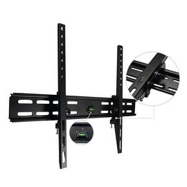 Insten Black Wall Mount Bracket For 32-inch to 60-inch Flat Panel TV (Maximum 130lbs)