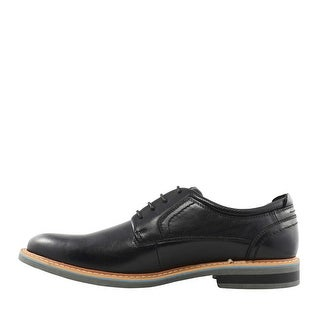 Steve Madden Mens poppy Leather Lace Up Dress Oxfords (4 options available)