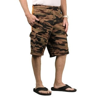Broadway Bounce Men's Fleece Cargo Short