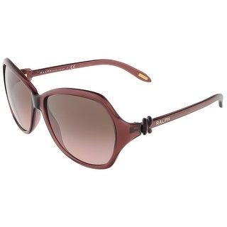 Ralph Lauren RA5136 994/14 Purple Square sunglasses