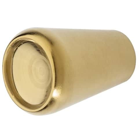 "Wisdom Stone 4224 Hermosa 13/16"" Conical Cabinet Knob"