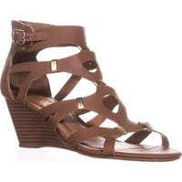 XOXO Womens Sarelia Open Toe Casual Strappy Sandals