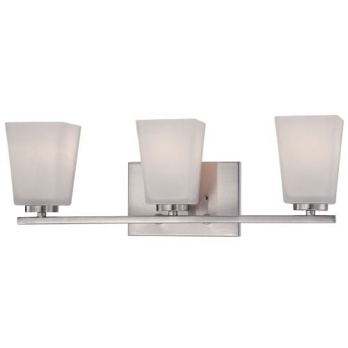 Millennium Lighting 293 Spalding 3 Light Bathroom Vanity Light