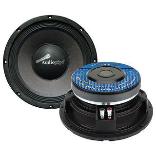 "Audiopipe 10"" Wooofer 600W Max 8 Ohm SVC