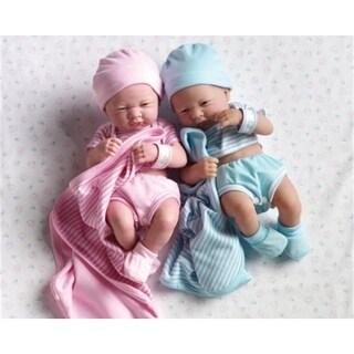 La Newborn Real Boy Doll - Size 14 Inch