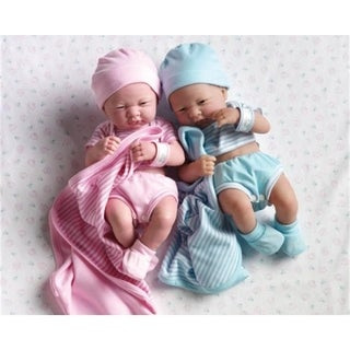 La Newborn Real Girl Doll - Size 14 Inch