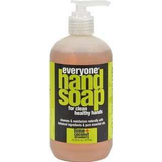 EO Products - Lime And Coconut With Strawberry Everyone Hand Soap ( 2 - 12.75 FZ)