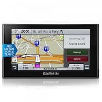 Garmin RV 660LMT GPS Vehicle Navigation System w/ Free Lifetime Map Updates & FM Traffic Included