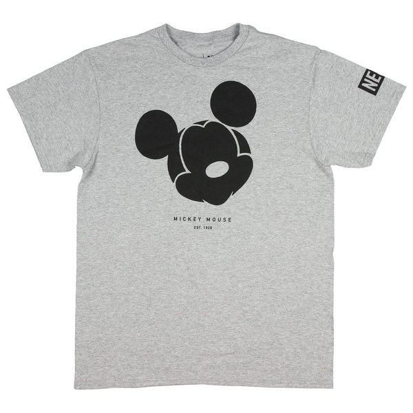 d814b790e Shop Disney T-Shirt Men's x Neff Mickey Mouse Tee Graphic Short Sleeve -  Free Shipping On Orders Over $45 - Overstock - 22799809
