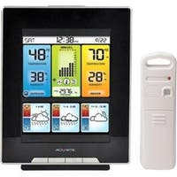 Acurite 02007 Color Weather Station With Morning Noon & Night Forecast