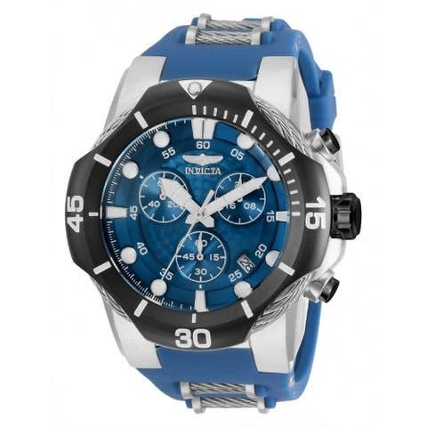 Invicta Women's 31167 'Bolt' Stainless Steel Watch - Blue