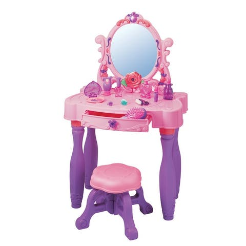 Light Up Princess Vanity Table
