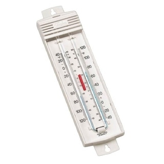 Taylor 5460 Indoor/Outdoor Thermometer With Convenient Push-Button Reset