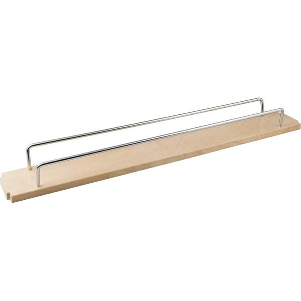 Hardware Resources Bpfo6 Es 6 Inch Wide Shelf For Base Cabinet Filler Pull Out S