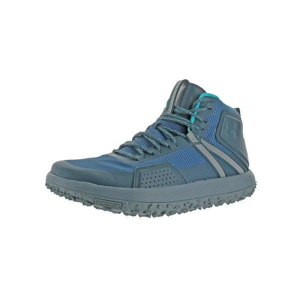 Under Armour Mens Fat Tire Mid Hiking, Trail Shoes Michelin WildGripper - 11.5 medium (d)