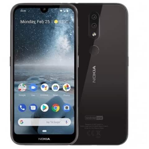 Nokia 4.2 TA-1133 32GB Unlocked GSM Phone w/ Dual 13MP & 2MP Camera