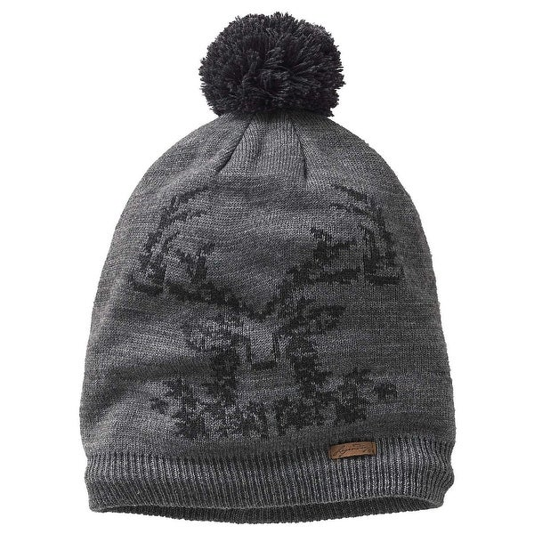 Legendary Whitetails Women's Charcoal Buck Beanie - char hthr - One size