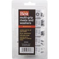 Channellock Products Rivet Assortment 381624 Unit: CARD