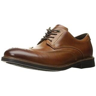 Rockport Mens Leather Wingtip Oxfords - 8 wide (e)