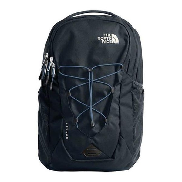 8e7ffb87f Shop The North Face Jester Backpack Shady Blue/Urban Navy - US One Size  (Size None) - Free Shipping Today - Overstock - 25665293