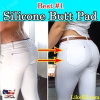 33fa81f5824a1 Best Hip Up Silicone Buttocks Set Enhancer body Shaper Panty Tummy Control  Girdle