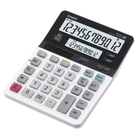 Casio dv-220 desktop calculator