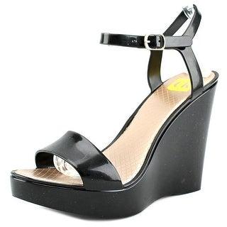 Cape Robbin Armand-O-MB-1 Women Open Toe Synthetic Wedge Sandal