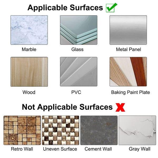 Wall Paper Border Self Stick PVC for Kitchen Bedroom Wall Window Decor