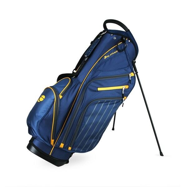 Orlimar SRX 14.9 Golf Stand Bag Blue/Yellow