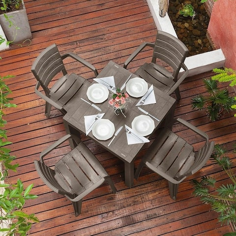 Rimax Baru Five (5) Piece Dining Set