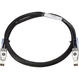 """HPE Stacking Cable J9734A HP 2920 0.5m Stacking Cable - for Network Device, Printer - Stacking Cable - 1.64 ft"""