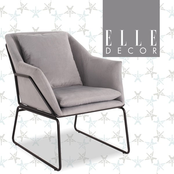 Elle Decor Odile Accent Chair