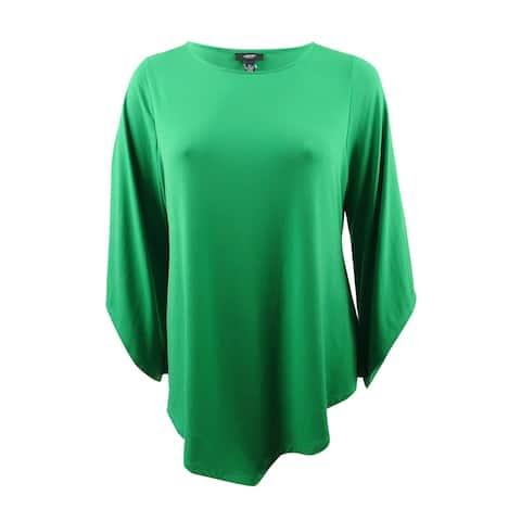 Alfani Women's Plus Size Big and Tall Cashmere V-Neck Sweater (2X, Amazon) - Amazon - 2X