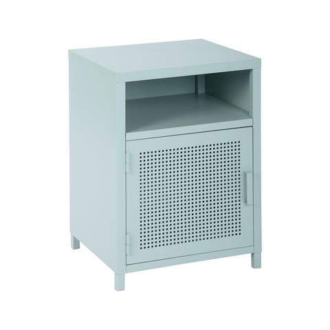 Taylor & Olive Chia Metal Storage Cabinet