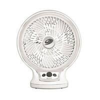 "Jarden Bdf1011a-Gu Bionaire White 9"" Oscillating 2-Speed Table Oscillating Fan"