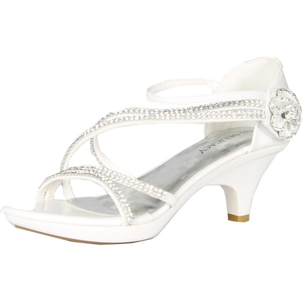 Delicacy Womens Angel-48 Party Dress Sandals Pumps