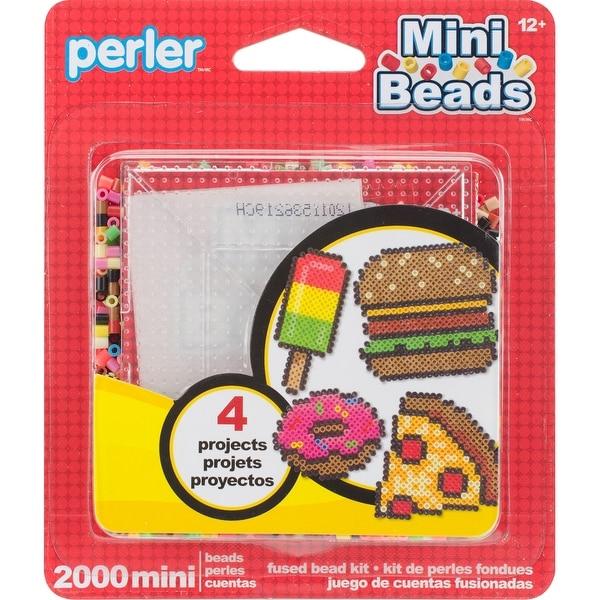 Perler Mini Fused Bead Kit-Food