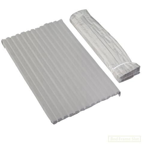 Onetan, 0.75-Inch Mattress Support Wooden Board/Slats w/ cover