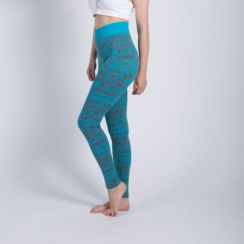 Women Leggings High Elastic Skinny Camouflage Legging Spring Summer Slimming Women Leisure Jegging Pants