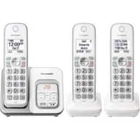 Panasonic Consumer - Kx-Tgd533w - Three Handset Telephone