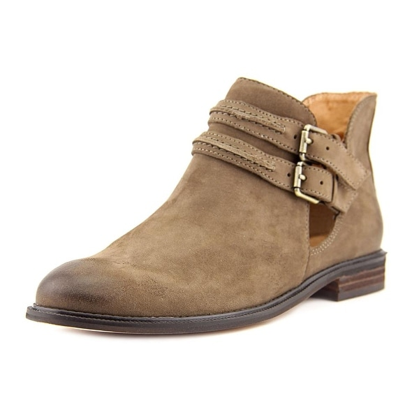 Corso Como I Slip Women Round Toe Leather Bootie