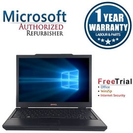 "Refurbished Dell Latitude E4310 13.3"" Laptop Intel Core i5 520M 2.4G 4G DDR3 160G DVD Win 7 Pro 64 1 Year Warranty"