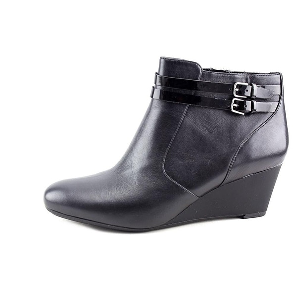 Naturalizer Womens Round Toe Ankle Fashion Boots
