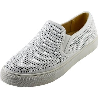 Wanted Shea Round Toe Canvas Loafer