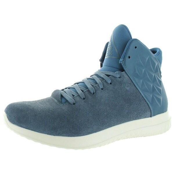Brandblack No Name Shadow Men's Suede Basketball Fashion Sneakers Shoes