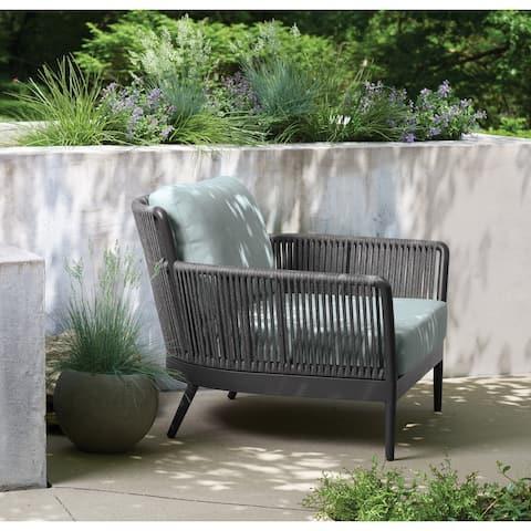 Enna Carbon Club Chair by Havenside Home