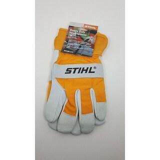 STIHL 7010-884-1112 Extra Large Heavy Duty Work Gloves