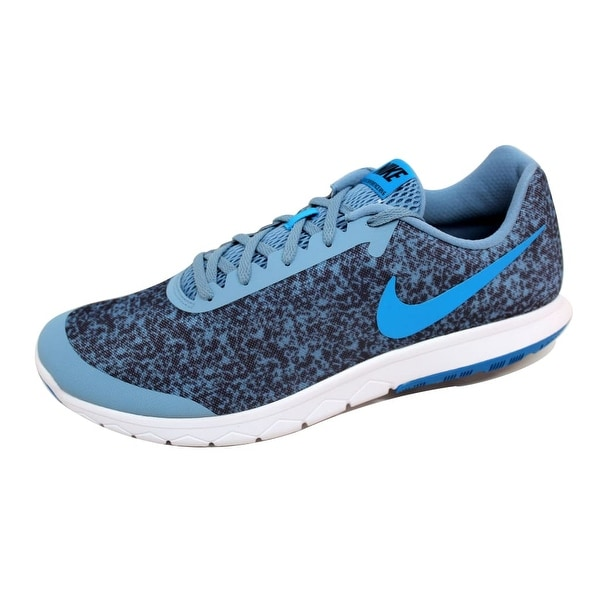 Nike Men's Flex Experience Run 6 Premium Work Blue/Photo Blue-Black 881803-400